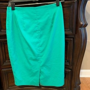 The Limited Skirts - Teal/green skirt